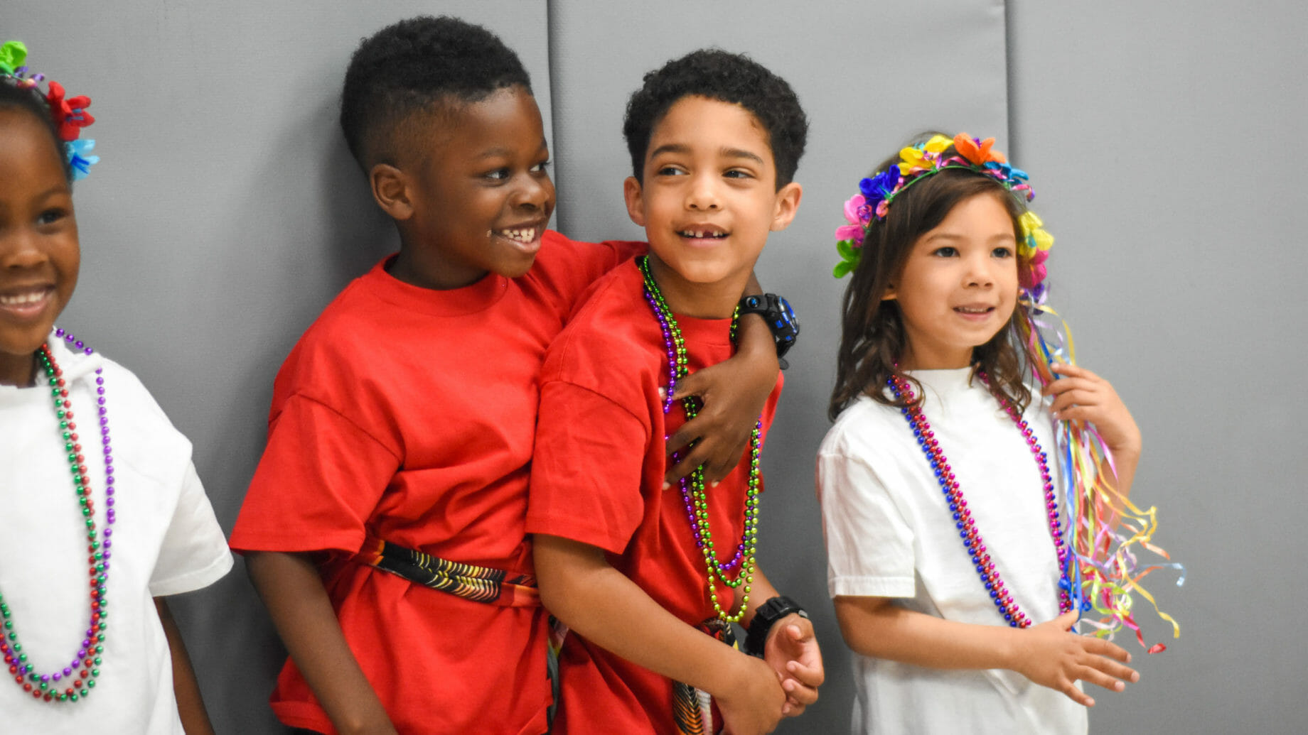 Young McLean Students